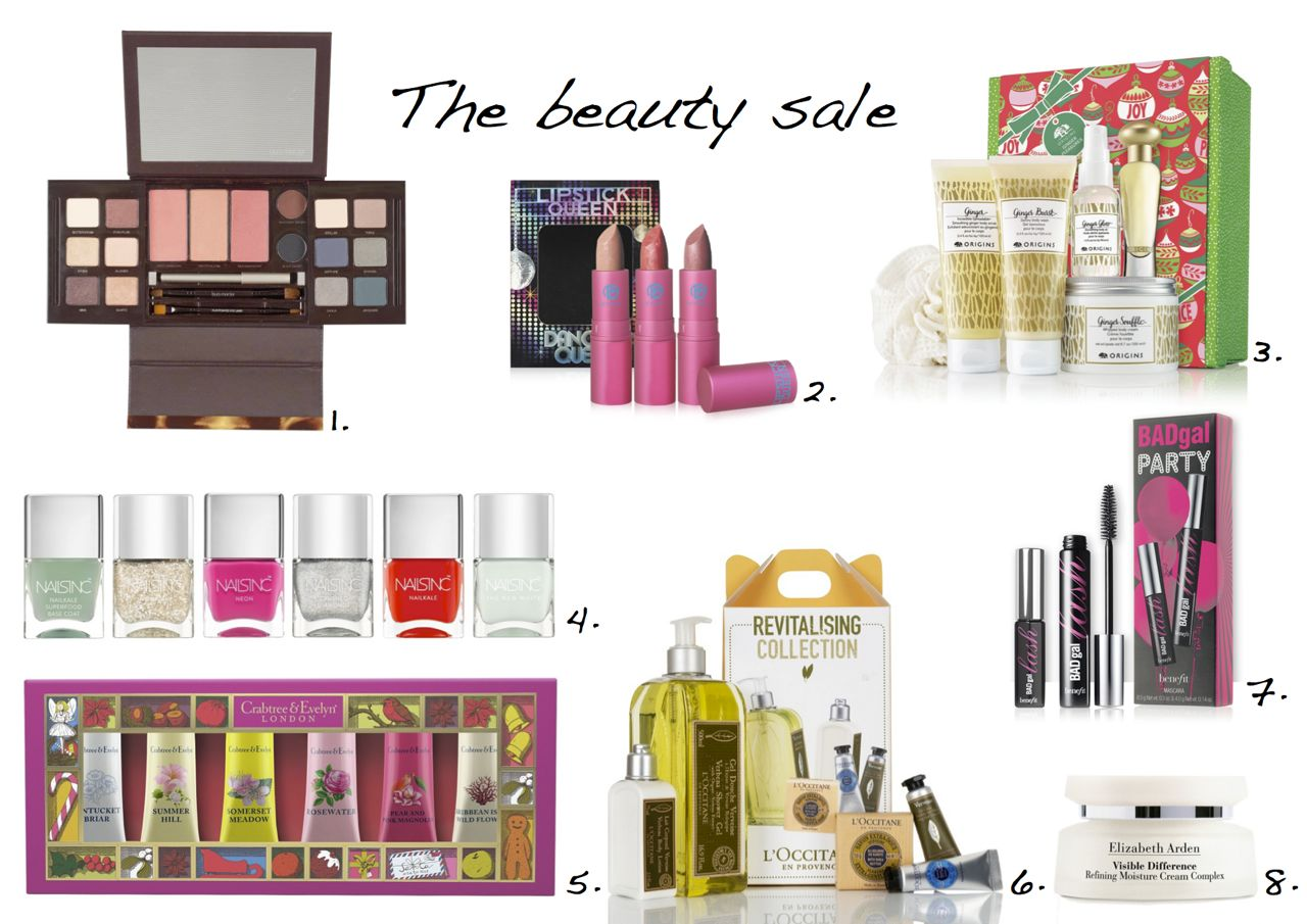 The Beauty Gift Sale Edit: 59 Sets - Style Barista