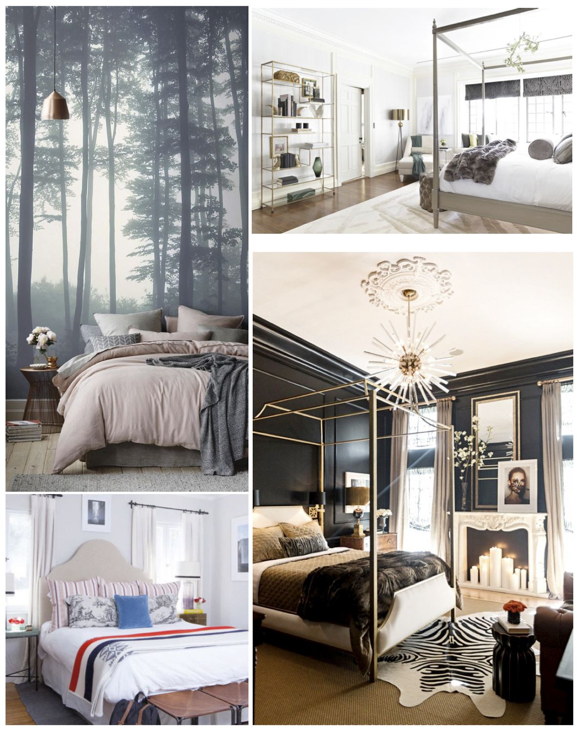 16 absolutely stunning bedroom ideas style barista for Bedroom inspirations and ideas