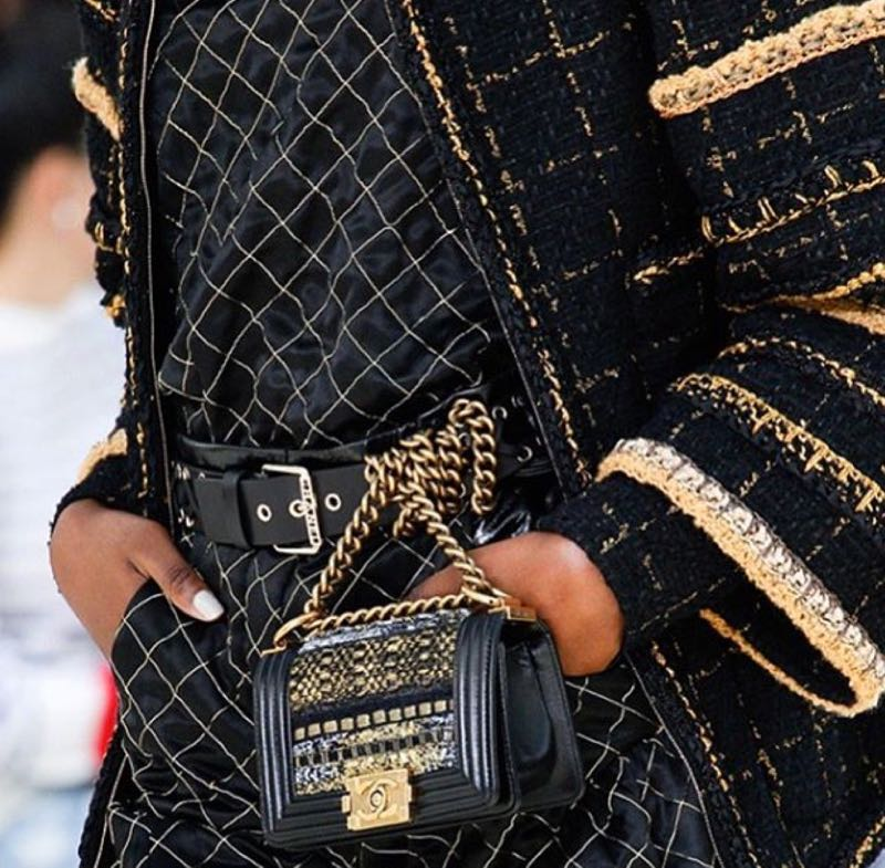 how to shop Chanel on sale