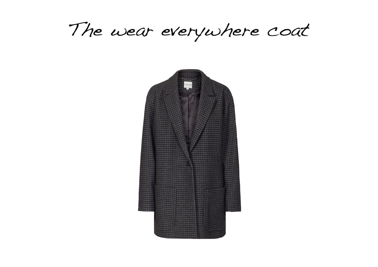 steal of the day Reiss coat Reiss sale Reiss outlet