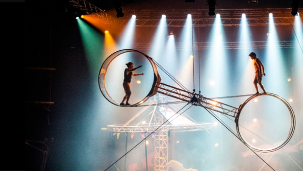 what to do in London Circusfest