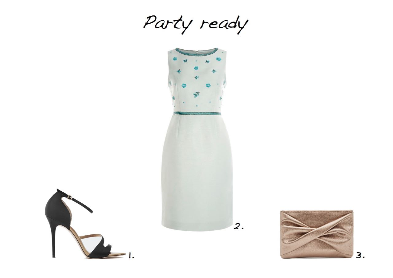 steal of the day Reiss Freestyle Strappy Sndals Hobbs Ashton Beaded Dress (1)
