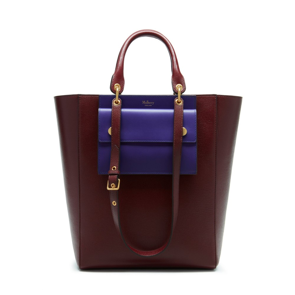 Mulberry Maple Tote