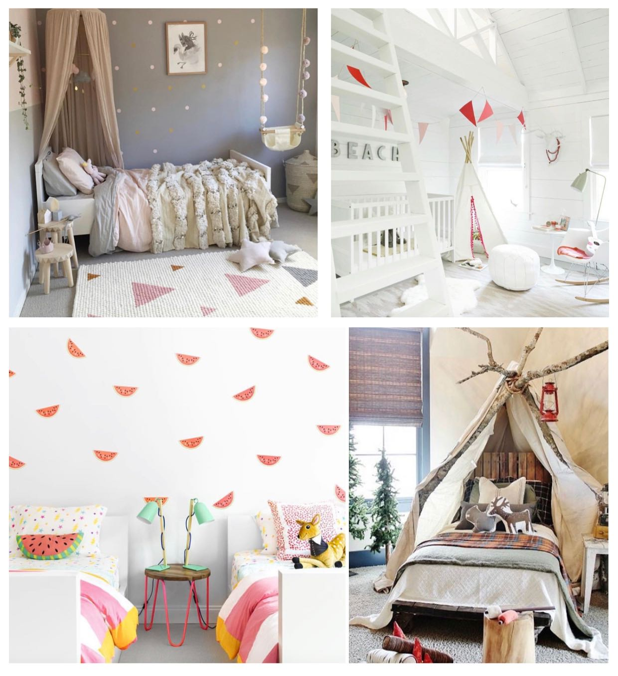 16 Cool Kids Room Decorating Ideas - Style Barista