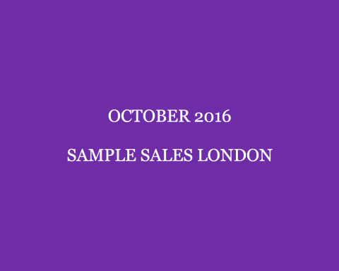 Reiss sample sale Archives - Style Barista