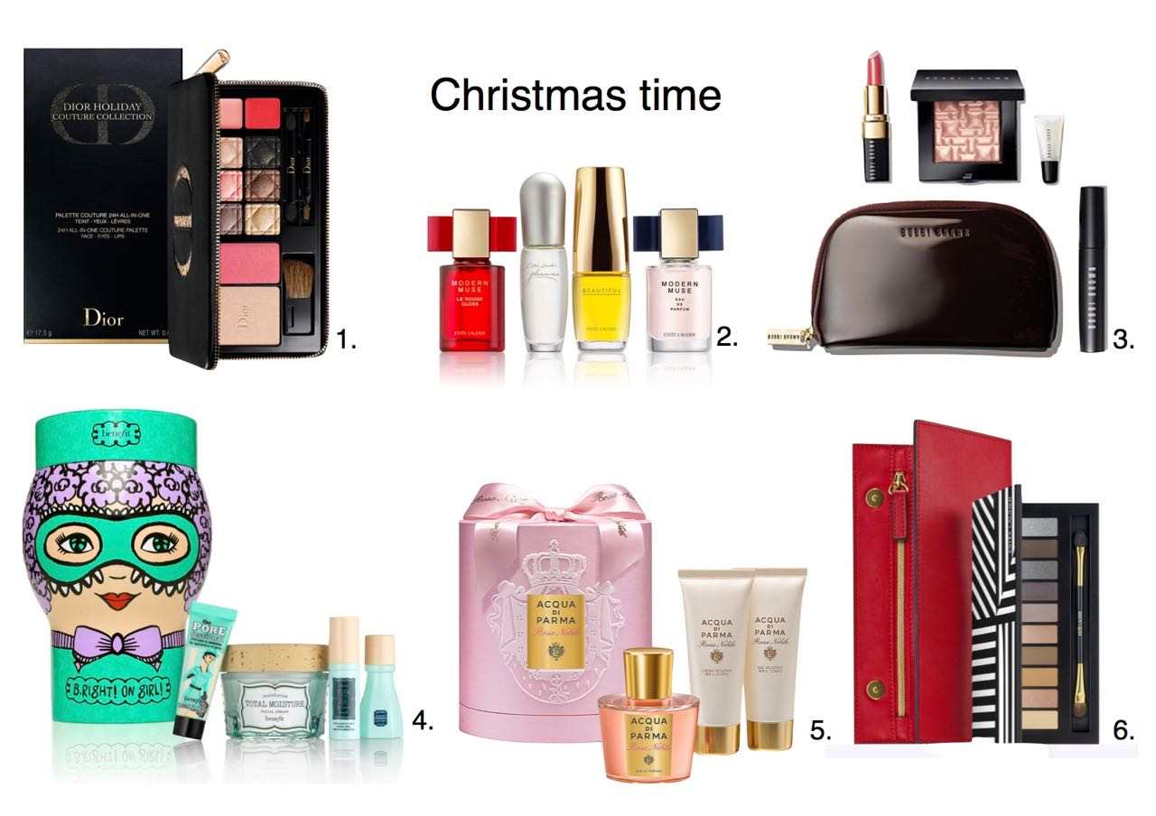The best christmas beauty gift sets style barista
