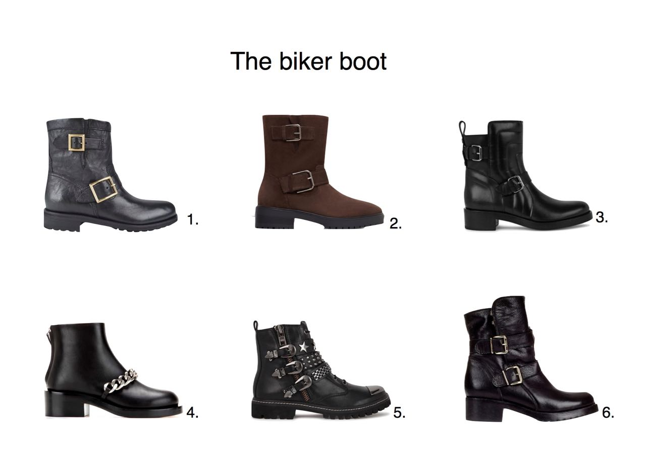 0879360ca87 The Biker Boots Edit (12 Biker Boots To Lust After) - Style Barista